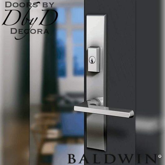 Baldwin lakeshore multi-point entry set.