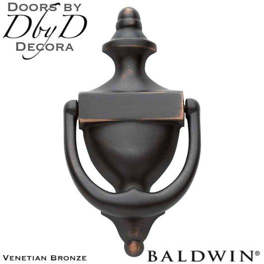Baldwin venetian bronze 0102 door knocker.
