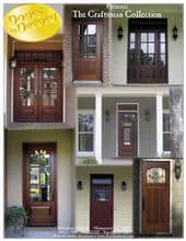 Doors by Decora craftsman collection.