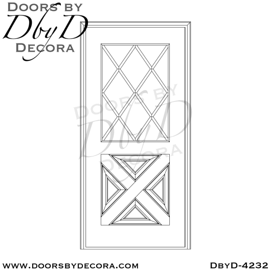 craftsman diamond sdl door