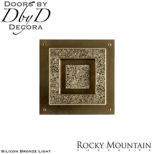 Rocky Mountain silicon bronze light dk30300 door knocker.