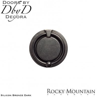 Rocky Mountain silicon bronze dark dk400 door knocker.