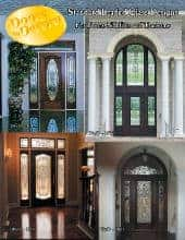 Doors by Decora standard door and side lite glass designs.