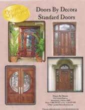 Doors by Decora standard doors.