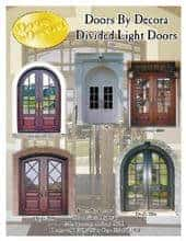 Doors by Decora divided light doors.