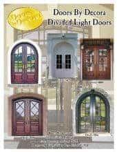 Doors by Decora divided light doors.