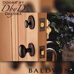 example of baldwin cylinder hardware