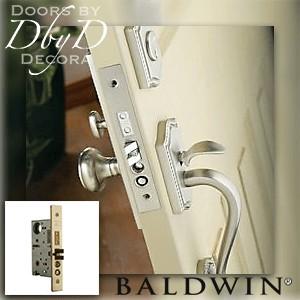 example of baldwin mortise hardware