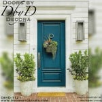 estate Southern Living door