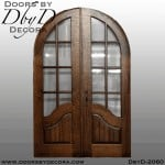 french country distressed doors