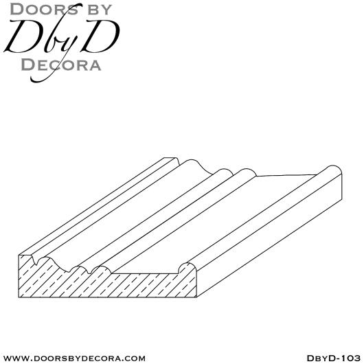 dbyd-103 interior casing