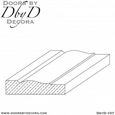 dbyd-107 interior casing