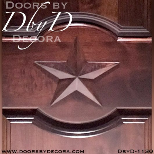 dbyd1130d 2 - estate custom garage door - Doors by Decora
