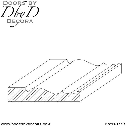 DbyD-1191 hammer interior casing