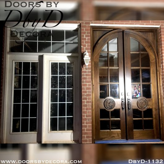dbyd1132a 1 - estate custom double french doors - Doors by Decora