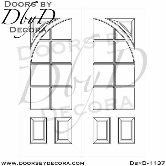 estate true divided lite doors