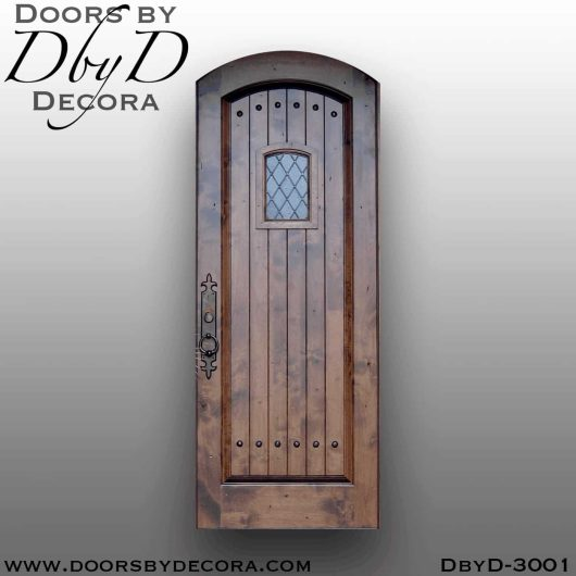 old world speakeasy door