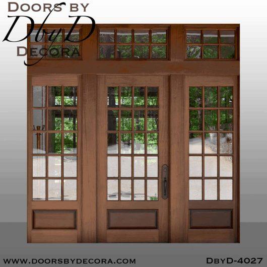 craftsman large doors