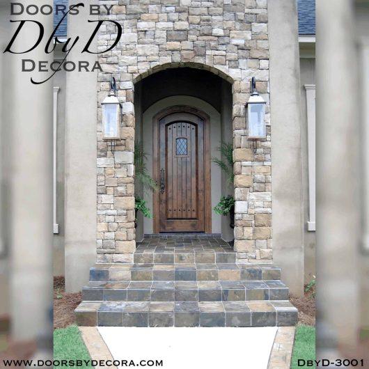 rustic speakeasy door