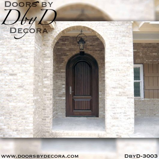 rustic style elegant door