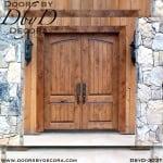 rustic barn style doors