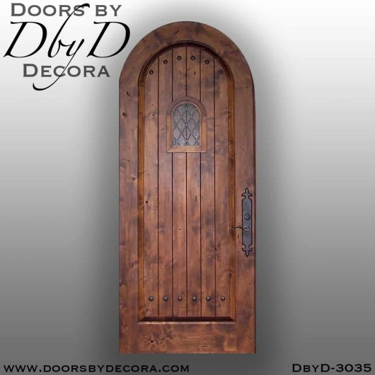 rustic speakeasy radius door
