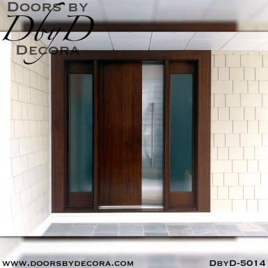 modern solid flush door