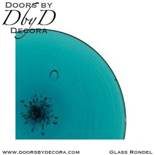 glass rondel