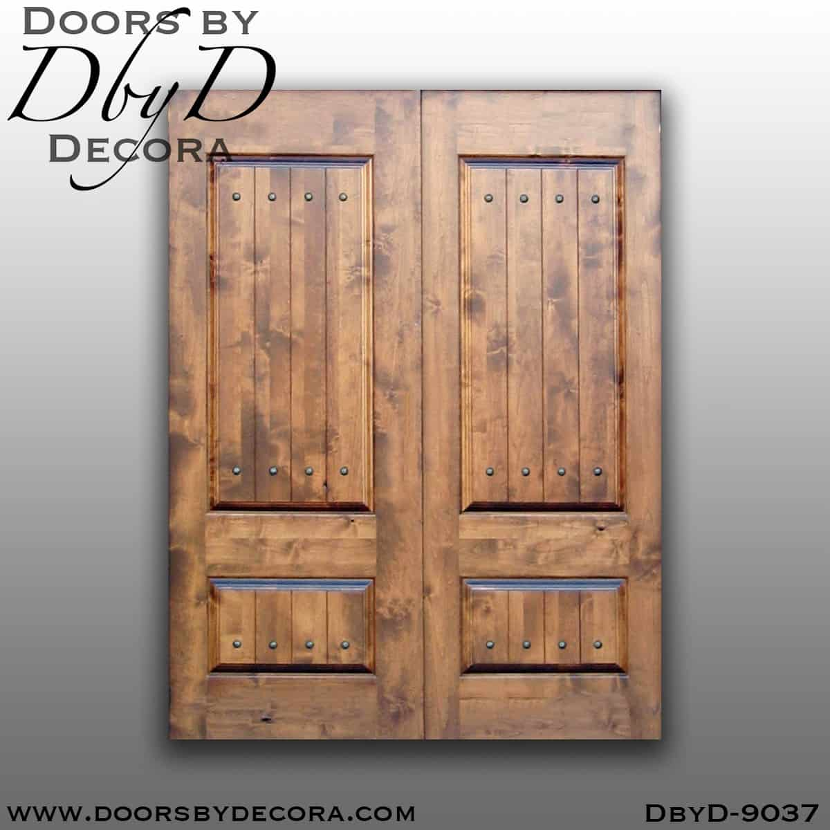 Custom Specialty Wood Interior Barn Doors Solid Wood Doors By Decora