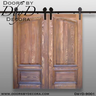 specialty solid wood barn doors