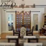 specialty custom contemporary interior barn doors