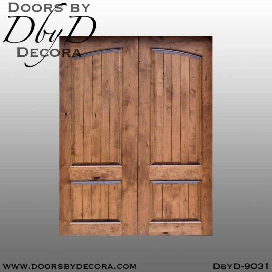 specialty barn style double doors