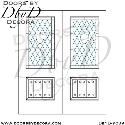 specialty pub interior barn doors