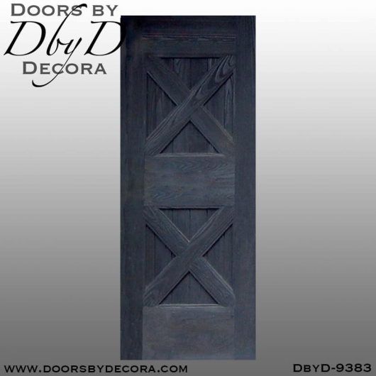 specialty custom barn door