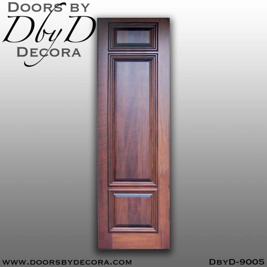 specialty solid wood barn door
