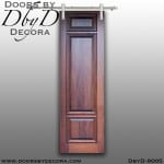 specialty solid wood barn door