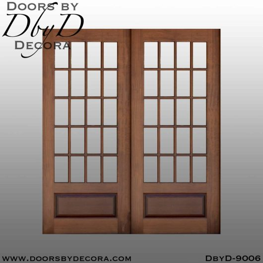 specialty tdl glass double barn doors