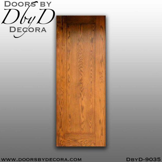specialty flat panel barn door