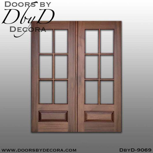 specialty tdl double barn doors