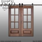 specialty tdl double barn doors