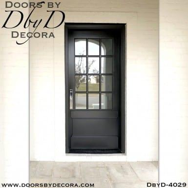 craftsman divided lite door