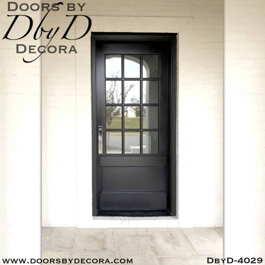craftsman divided lite door