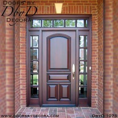 solid door unit