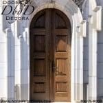 solid door museum radius doors