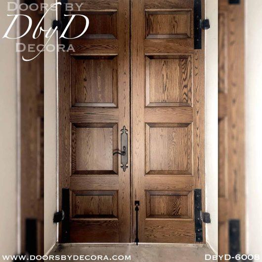 solid door museum wood doors