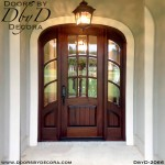 divided lite elliptical door