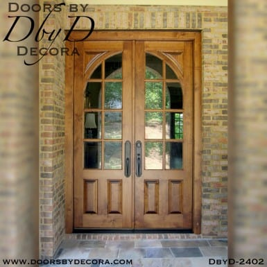 divided lite double tdl doors