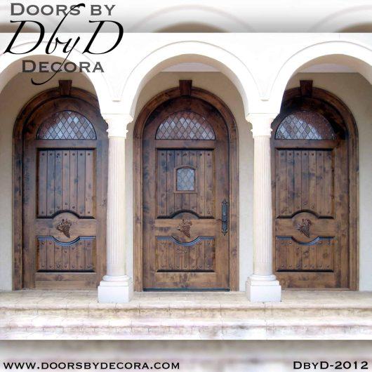 solid door speakeasy door