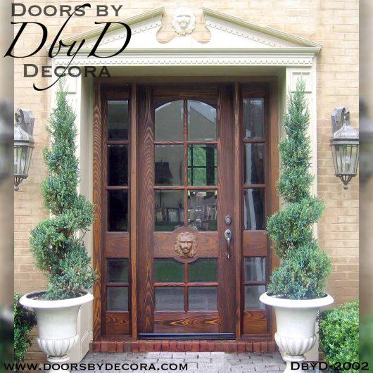 divided lite tdl door unit