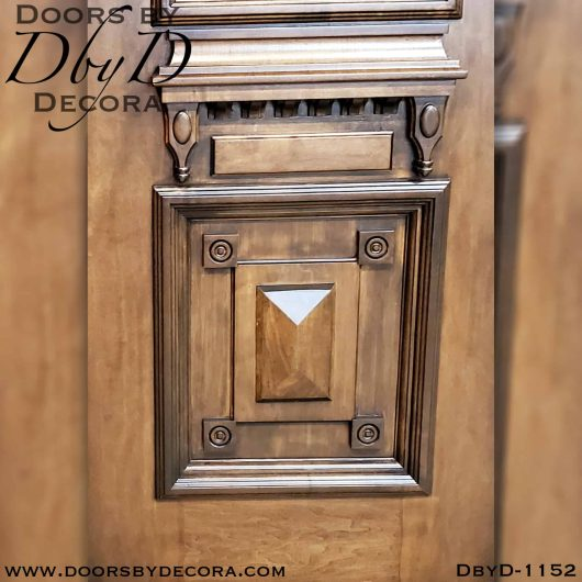 dbyd1152a - estate vintage style doors - Doors by Decora